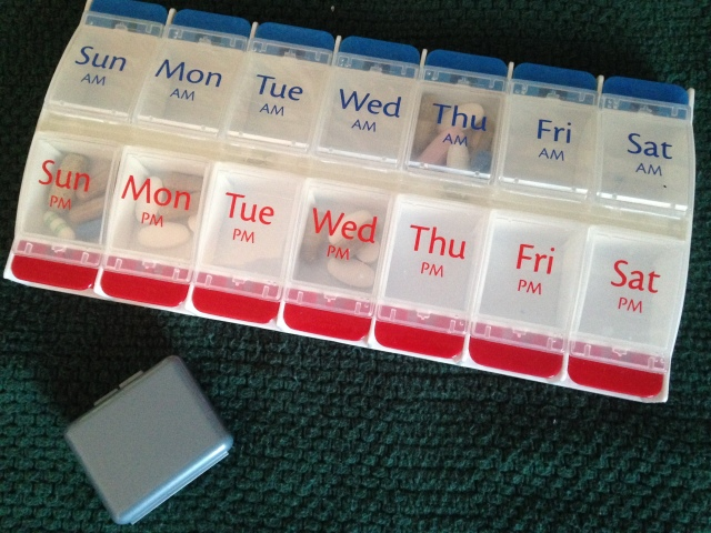Lung cancer tips: Keeping track of meds